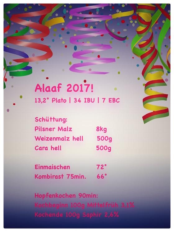 Alaaf 2017!
