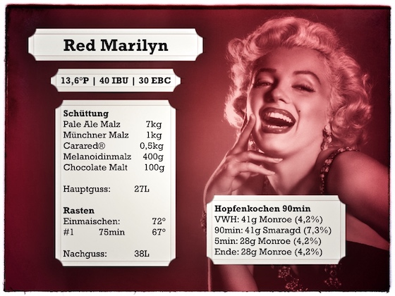 Red Marylin Red Ale
