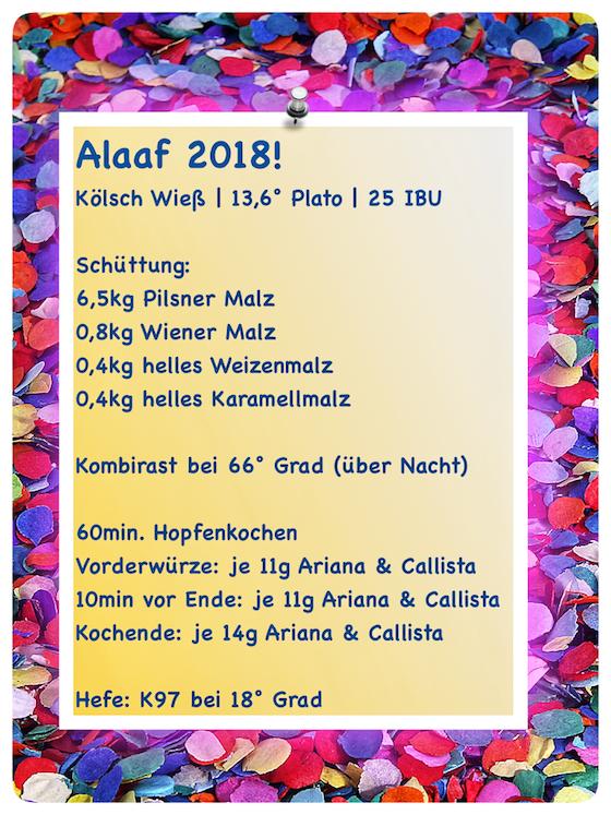 Alaaf 2018