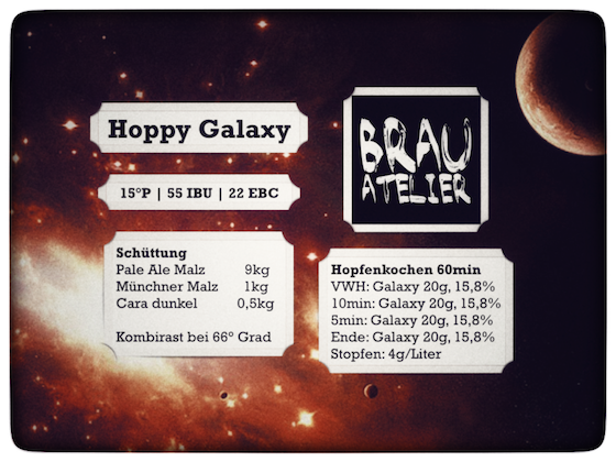 Hoppy Galaxy