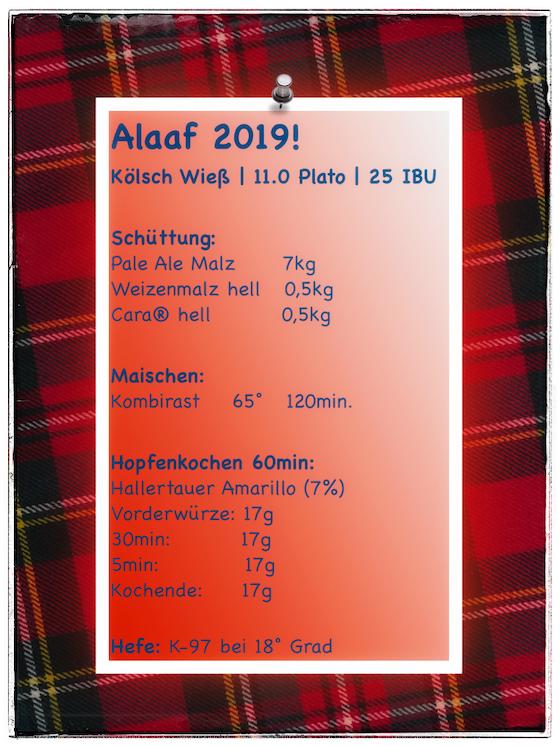 Alaaf 2019!