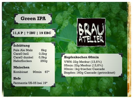 Green IPA