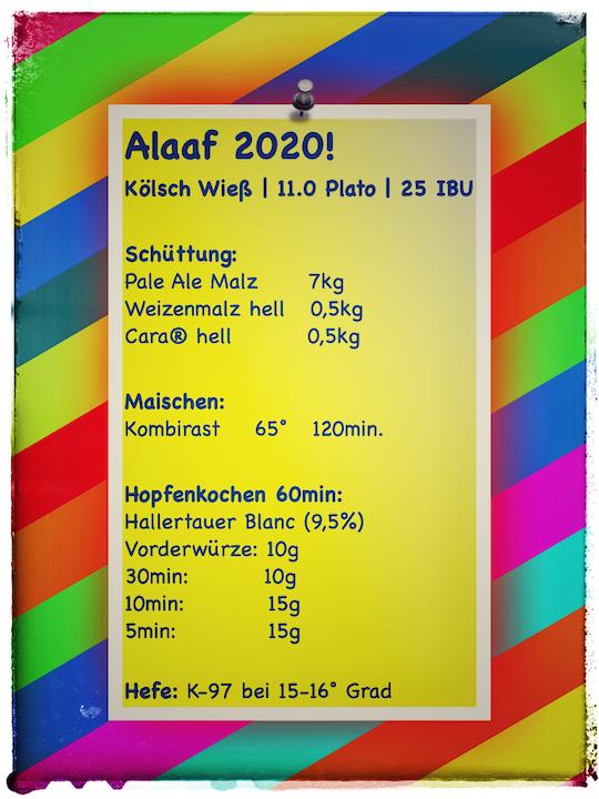 Alaaf 2020