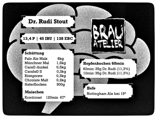 Dr Rudi Stout