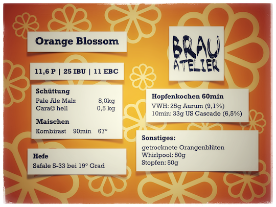 Orange Blossum